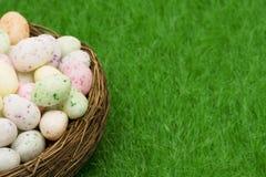Easter Basket Royalty Free Stock Image