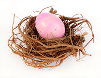 Free Easter Basket Royalty Free Stock Photos - 49212158