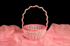 Easter Basket Display Stock Images