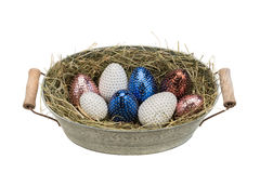 Easter_basket2 Stock Image