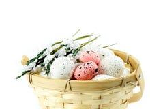 Easter Basket II Stock Photo