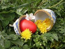 Easter. Beautifull gentle holiday fresh fragile Royalty Free Stock Photo