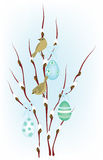 Easter bird Royalty Free Stock Photos