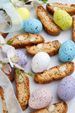 Easter biscuits Royalty Free Stock Images