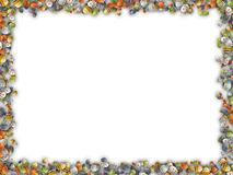 Easter border. Royalty Free Stock Image