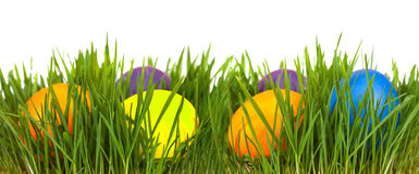 Easter border Royalty Free Stock Image