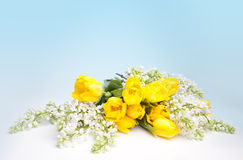 Easter bouquet Stock Photo