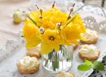 Easter bouquet Royalty Free Stock Photo