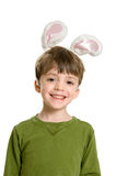 Easter boy Stock Images
