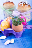 Easter bread Royalty Free Stock Photos