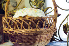 Easter Bread Stock Images