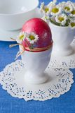 Easter breakfast. Royalty Free Stock Photography