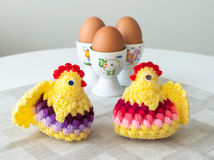 Easter breakfast royalty free stock images
