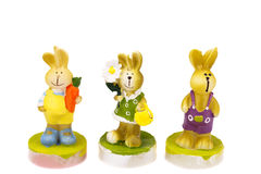Easter bunnies Royalty Free Stock Photography