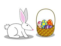 Free Easter Bunny 2 Royalty Free Stock Image - 492386