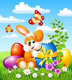 Easter Bunny Stock Images