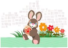 Easter-bunny Royalty Free Stock Images