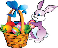 Easter bunny. Stock Photography