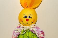 The easter bunny Royalty Free Stock Photo