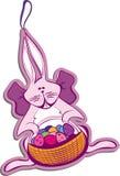 Bunny tag Royalty Free Stock Photos