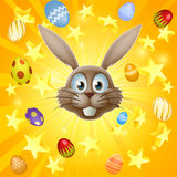 Easter bunny concept Royalty Free Stock Images