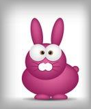 Easter Bunny - Cute Cartoon Royalty Free Stock Photo