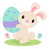 Easter Bunny. Cute Vector Illustration Stock Photos
