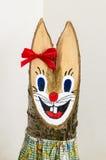 Easter bunny decoration Stock Photos