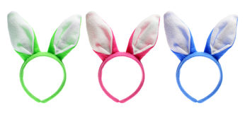 Easter Bunny Ears Royalty Free Stock Photos