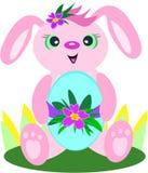 Easter Bunny Egg stock illustration