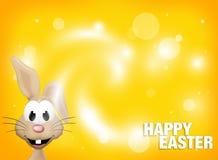 Easter Bunny Figure Stock Photo