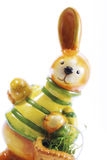 Easter bunny figurine Royalty Free Stock Photos