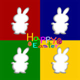 Easter Bunny, Happy Easter Day Royalty Free Stock Photo