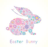 Easter bunny. Happy Easter! Stock Photo