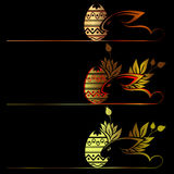 The Easter Bunny I egg Royalty Free Stock Images