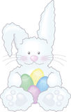 Easter Bunny Illustration Stock Photos