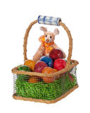 Easter bunny rabbit Stock Photography