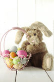 Easter Bunny Themed Holiday Occasion Image Royalty Free Stock Photo