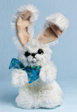 Easter bunny toy Royalty Free Stock Images