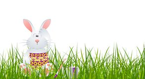 Easter bunny Royalty Free Stock Photography