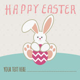 Easter Bunny Vector Stock Images