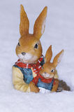 Easter bunnys Stock Photos