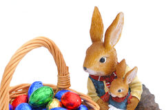 Easter bunnys Royalty Free Stock Photography
