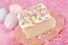 Easter Cake Closeup Stock Photo