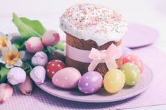 The Easter cake Royalty Free Stock Photo