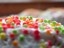 Colorful sweets close-up Royalty Free Stock Images