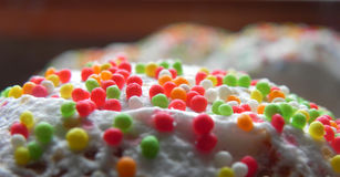 Colorful sweets close-up Royalty Free Stock Image