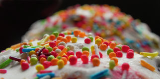 Colorful sweets close-up Royalty Free Stock Photos