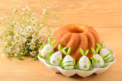 Easter cake Royalty Free Stock Photos