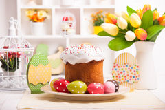 Easter cake Royalty Free Stock Photography